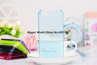 For iPhone 5S 0.5mm Ultra Thin Slim Matte Frosted Transparent Clear Hard PC Cover Case Skin For iPhone 5 Shell MOQ300pcs