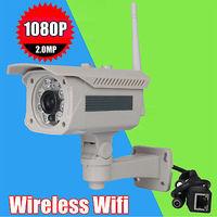 Vanxse CCTV Wif  Wireless H.264 HD 1920X1080P 2.0MP P2P Onvif IR Outdoor IP Security Camera 3.6mm