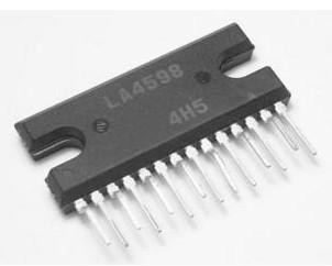 [ E] LA4598 3.6W Fanshun car stereo two-channel audio power amplifier circuit Penhold(China (Mainland))
