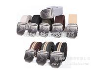 2014 south Korean new brand men fashion canvas belt,men's Ladies' leisure joker thickening personality belts,male Military belts