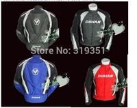 DUHAN hump motorcycle Jackets Motorcycle Jacket black jacket Grey Blue Red Jackets plus size M L XL XXL