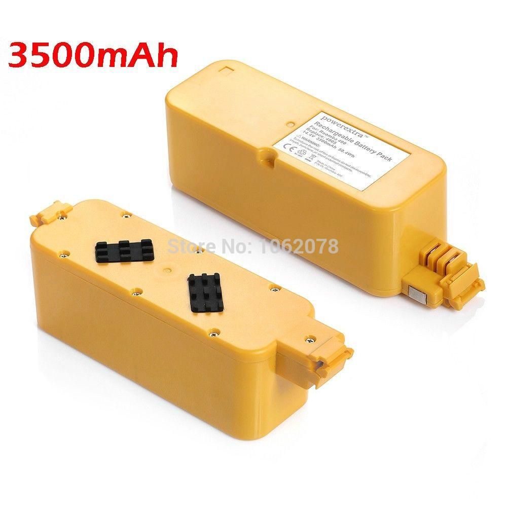 Vacuum Battery APS For iRobot Roomba 400 405 410 415 416 418 Series 4000 4100 4105 4110 4210 4130 4232 4905 14.4V 3500mAh(China (Mainland))