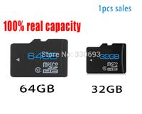 Micro SD card memory card mini sd card TF card 128M/2GB/4GB/8GB/16GB/32GB/micro sdxc 64GB real capacity class 4 class 10 brand