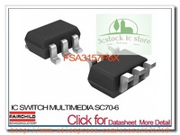 FSA3157P6X IC SWITCH MULTIMEDIA SC70-6 FSA3157P6X 3157 FSA3157 3157P A3157 SA3157