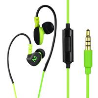 Original Maya S6 Waterproof Sport Headphone Deep Bass Ear Hook Style Earphone For Mobile and Mp3