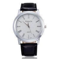 Casual Women Wrist Watch Roman Style Analog Quartz High Quality PU Leather Band Dress Watches