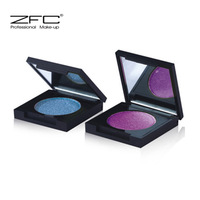 ZFC 2014 high-pearl hydrotropic eye shadow 3.3g 70 professional make-up palette