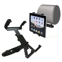 Car Back Seat Universal Headrest Mount Holder for Tablet PC DVD PAD Galaxy Tab GPS TV