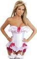 Female bra shaper shapewear 8822 royal