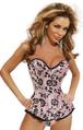 Female bra shaper shapewear 2704 royal