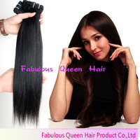 New Arrival Brazilian Hair Extensions Remy Virgin Hair Straight, 12-26 Inch Cheap Brazilian Hair 6 pcs lot Free Shipping