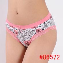 Women Underwear With Rose