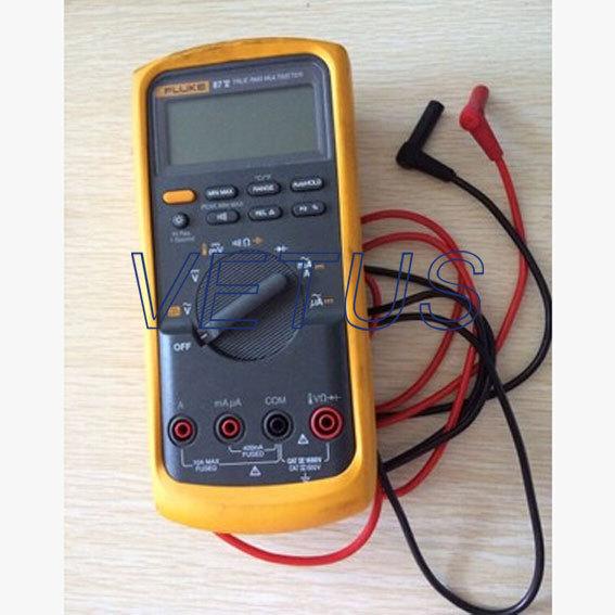 Fluke 87 V True RMS Industrial DMM Digital multimeter(China (Mainland))