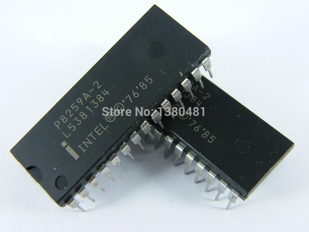 10pcs P8259A-2 Intel IC DIP-28 P8259(China (Mainland))