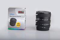 Meike Auto Focus Macro Extension Tube Set Ring For Canon EOS EF 650D 550D 1100D 7D 5D 60D