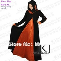 soft embroider abaya,100% cotton black dubai abaya for women,fancy muslim abaya ,jilbab,plus size,come with scarf
