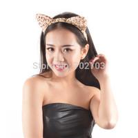 halloween day cosplay Popular Prop Cartoon Animal  cute cat Headband