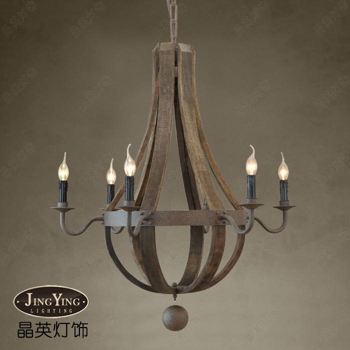 Achetez en gros la couleur des meubles en bois en ligne des grossistes la c - Lustre rustique bois ...