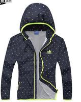2014 New Autumn Thin Women Windbreaker Breathable Climbing Outdoor Casual Jackets Sports Coat
