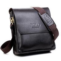 2014 New Polo Bag Men's Shoulder Brand Bags Leather Bag Business Bag Sacoche Homme Laptop Bag explay rio