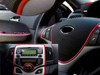5M DIY Flexible Car Vehicle Edge Interior Exterior Decor Moulding Strip Line