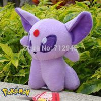 2014 Moive & TV Plush Animals/Stuffed Toys/Pokemon Plush Toy About 12cm 5'' Purple Dolls Ibrahimovic PA01 For Kids Free Shipping