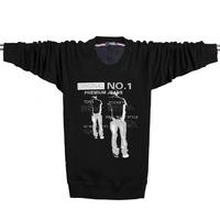 Free shipping,Hot Selling slim fashion printing hooded sweatershirt, thick warm  hoodies L/XL/2XL/3XL/4XL/5XL