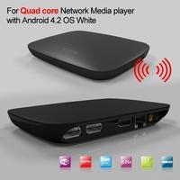 1080P 2GB DDR3 8GB Nandflash Android TV Box Quad Core 4.2 Smart Pro Media Player WIFI HDM XBMC YOUTUB