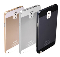 2014 Brand New Hot Sales Protective Alloy Blade Case PC Back Cover Shell Phone Cases for Samsung Galaxy Note 3 Free Shipping