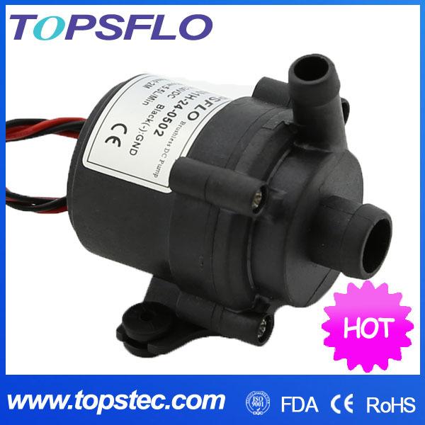 TL-B01H 5.5L/min,2Meter High Temperature Mini DC Pump,Low Noise Centrifugal Pump For Coffee Machine(China (Mainland))