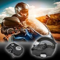 Vimoto V5s Waterproof Motorcycle Helmet Bluetooth Stereo Headset Headphone