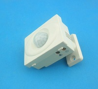 human body infrared induction switch Relay power 220 v turn delay sensitive adjustable LED lights