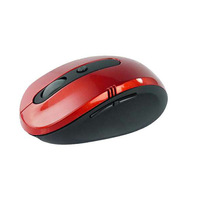 Free shipping ! 2.4GHz Cordless Wireless Optical Mouse Mice for Laptop PC Computer+USB Receiver  TE009