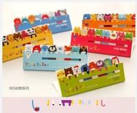 Kawaii Animals Cartoon Mini Bookmark Notes Message Post Memo Pad