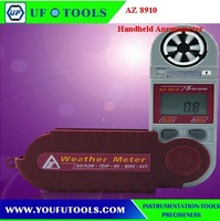 AZ 8910 Mini Windspeed Meter/Mini Air Flow Meter/Mini Pocket Type Air Flow Meter