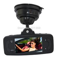 "GS9000 2.7"" TFT 1080P 178 Degree Car DVR Vehicle Camera Driving Recorder GPS G-sensor H.264 Motion Detection IR Night Vision"