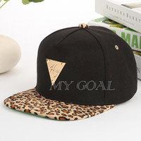 Outdoor Trukfit Leopard Dance Sport Baseball Snapback Hip-Hop Hat Kpop Bboy Cap[240625]
