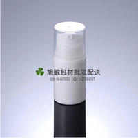 R2 Capacity 50ML lotion bottle,white pump bottle ,airless vacuum pump bottles bottle for cosmetic packing