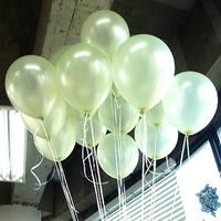 NEO 10'' 100ct Champagne Latex Helium Balloons