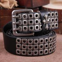 4 Color Choices Pin buckle Belts For Men/Women DIY Brand Vintage real Leather Belts 2014 Designer Cinto Belt 110cm-120cm size