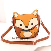 New Fashion Bags Handbags MH47 Imitation Handbag Cartoon Bag FOX Bag