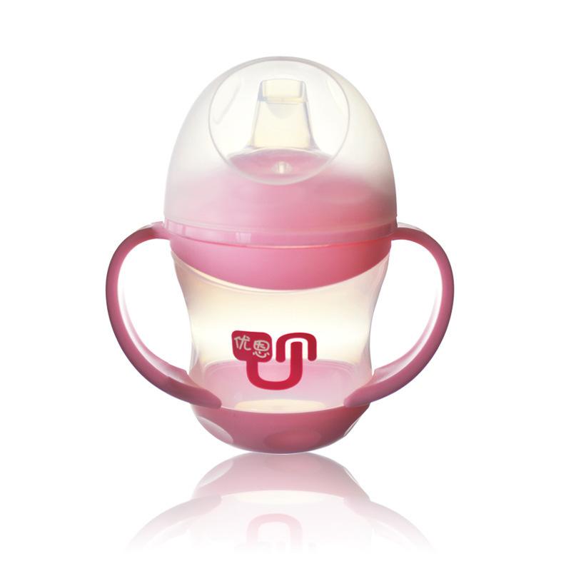Y-en новорожденный питьевой кружка с ручкой утконоса детские кубок чайник большой диаметр кружка  бесплатная доставка