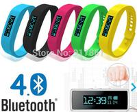 Smart Sports Bracelet Pedometer Calories Sleep Monitor Health Bluetooth Wristband Free shipping