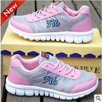 sapatilhas femininas 2014 sapatenis feminino The new summer women's sport lightweight running shoes fsneakers 038