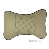 100% Brand New Automotive Supplies Beige Neck Pillow (NAT0NP12001-BE3)