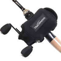 Tsurinoya nylon Low-profile&round baitcast fishing Reel Storage Fishing Reel Bag,Free shipping