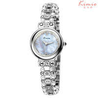 KIMIO Brand Fashion Korean Rhinestone Decorative Watches, Waterproof Watches, Quartz Movement Watch, Free Shipping