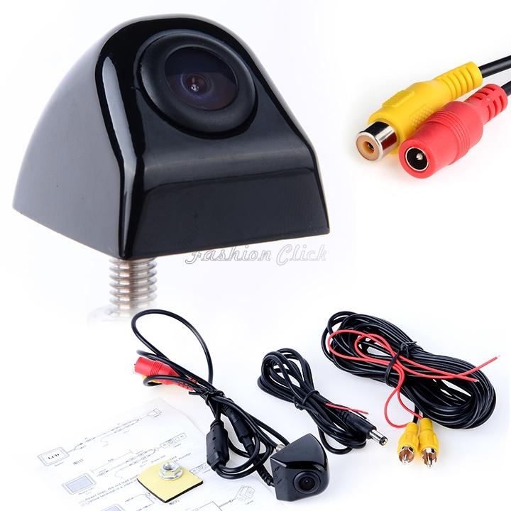 Best! 170degree CMOS Anti Fog Night Vision Color Waterproof Car Rear View camera Reverse Backup Camara de vision trasera U360(China (Mainland))