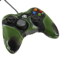 Soft Silicone Skin Case Cover for Xbox 360 Controller New Drop Shipping