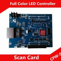 Asynchronous CPW-S  Cpower7200 Receiving  Scan controller Card, Lumen Card